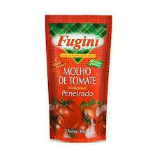 Molho de tomate peneirado Fugini 340g