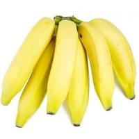 Banana prata de vez (kg.)