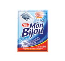 Limpa máquina de lavar roupas Mon Bijou 80g