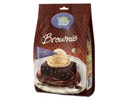 Mistura  de bolo sem lactose e glúten Brownie Supra Soy 300g