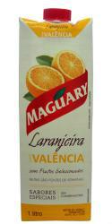 Suco de laranjeira Valência Maguary 1lt