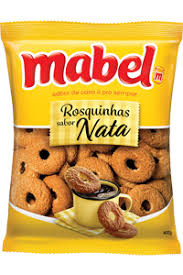 Rosquinha de Nata Mabel 400g