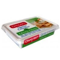 Queijo Danúbio Cream Cheese ervas finas 150g.