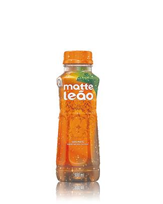 Chá natural sabor limão pet Matte Leão 300ml