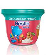 Papinha risotinho de frango Nestlé  250g