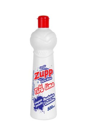 Limpador cloro ativo tira limo Zupp 500ml