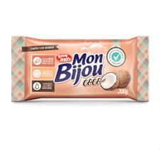 sabão de coco Mon Bijou 200g