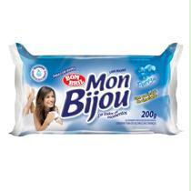 sabão de coco pureza Mon Bijou 200g