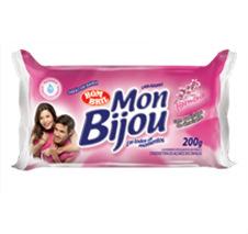 sabão de coco harmonia Mon Bijou 200g