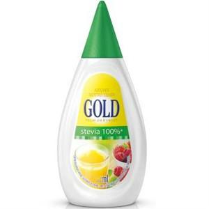 Adoçante líquido Stevia Gold 65ml