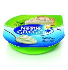 Iogurte grego sabor torta de limão Nestlé 90g