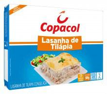 Lasanha de Tilápia Copacol 500g