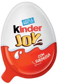 Kinder ovo edição Feras surpresa 20g