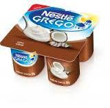 Iogurte Grego sabor coco Nestlé 400g