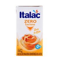 Doce de leite zero lactose Italac 395g