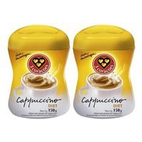Cappuccino diet 3 corações 150g.(pacote c/2 unid.)