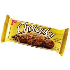 Chocooky chocolate Nabisco 140g
