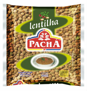 Lentilha Pachá 500g