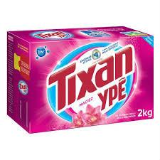 Sabão em pó Tixan Ypê maciez 2kg