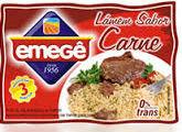 Macarrão instantâneo carne Emege 85g