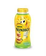 Iogurte Nestlé Ninho Soleil maçã e banana 170g.