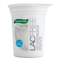 Iogurte desnatado zero lactose Verde Campo 140g