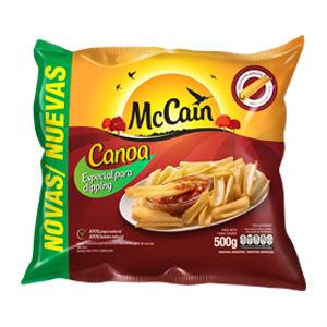 Batata Canoa Mccain 500g