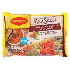 Tempero em alho e cebola tostadinhos Maggi Natusabor 40g