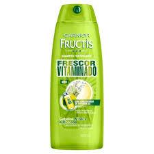 Shampoo Garnier Fructis Frescor Vitaminado 200ml