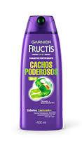 Shampoo Garnier Fructis  Cachos poderosos 200ml.