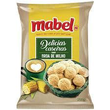 Broa de milho caseira Mabel 220g