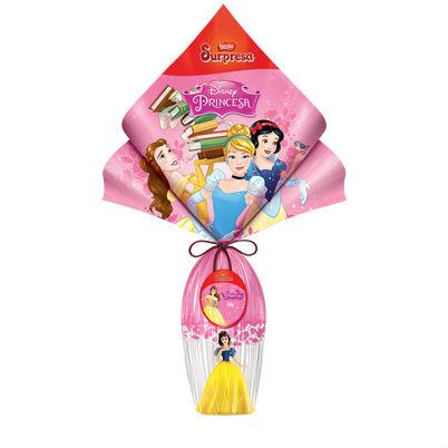 Ovo de Páscoa Princesa Nestlé Surpresa 150g