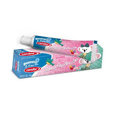 Gel dental infantil Bambinos 2 Lilica Repilica Condor 50g