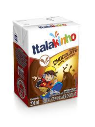 Achocolatado zero lactose Italac 200ml