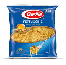Massa Fettuccine pacote Barilla 500g