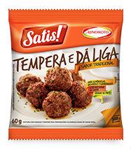 Tempero p/ almondega tradicional Satis Ajinomoto 60g