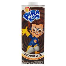 Achocolatado Pirakids Piracanjuba 1 lt.