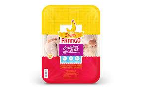 Coxinha da asa de frango Super Frango 1kg.