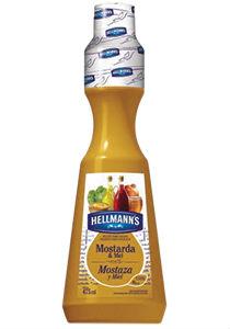 Molho para salada Mostarda Hellmanns 475ml.